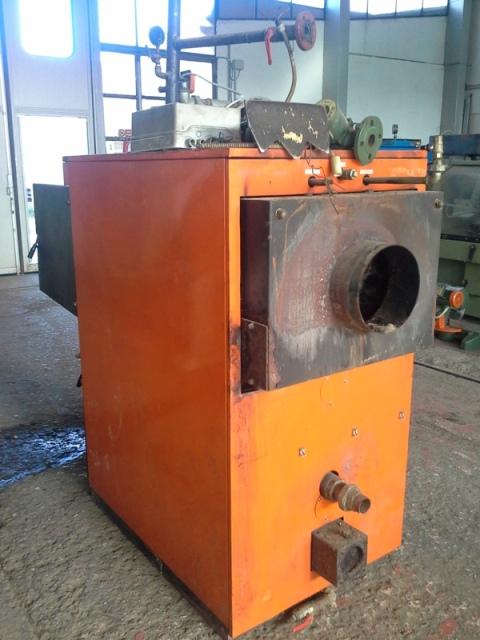 Caldaia a legna osa bardi macchine for Caldaia a nocciolino usata