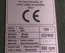 : CENTAURO_SN17/08_Seghe a Nastro