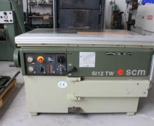 : SCM_SQ 09/18_Tenoning machines