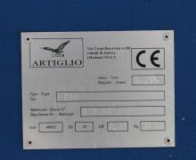 : Artiglio_ML19/06_Sharpers - Grinders Tensioner / Swelder