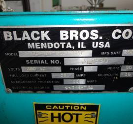 : Black Bros_MV12/01_z) Venduto (ARCHIVIO)