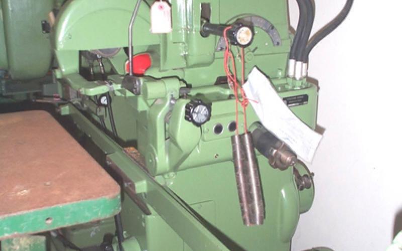 : Vollmer_ML01/71_Affilatrici e Macchine per Lame