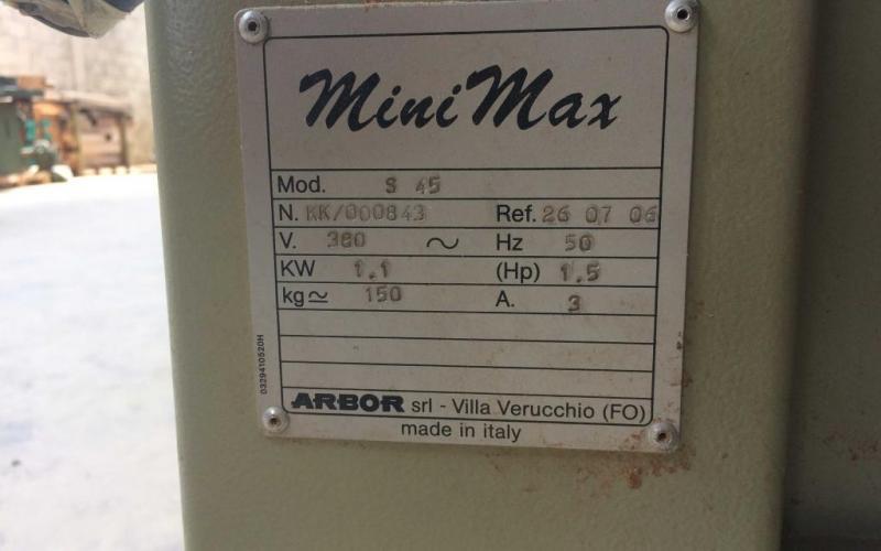: SCM Mini Max_SN16/41_z) Venduto (ARCHIVIO)