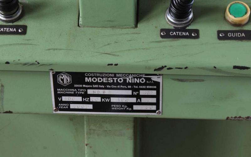 : MODESTO_RE19/06_z) Venduto (ARCHIVIO)