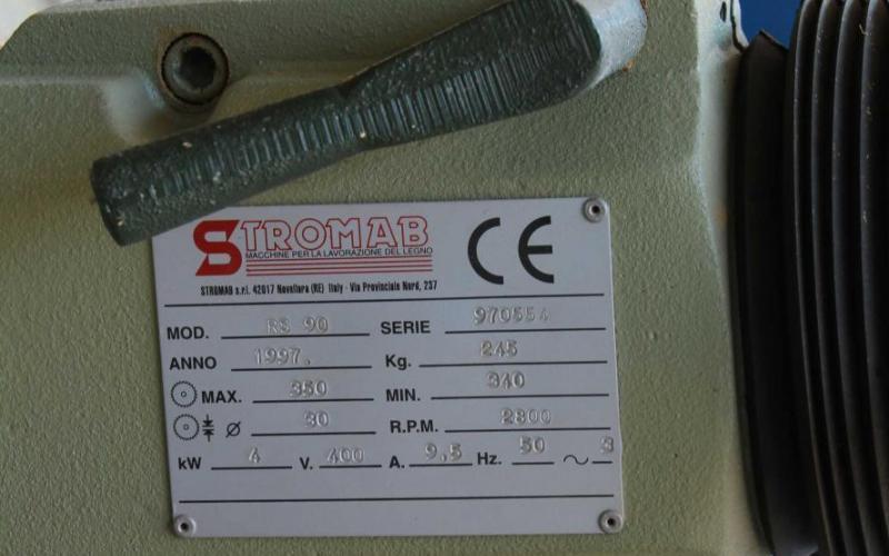 : STROMAB_RD19/06_z) Venduto (ARCHIVIO)