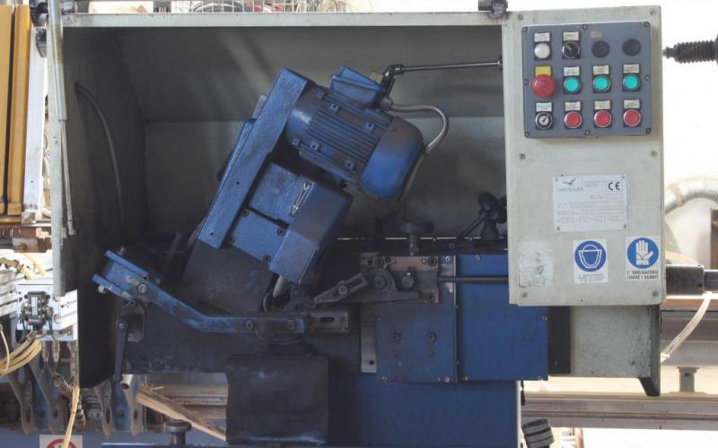 : ARTIGLIO_ML19/07_Affilatrici e Macchine per Lame