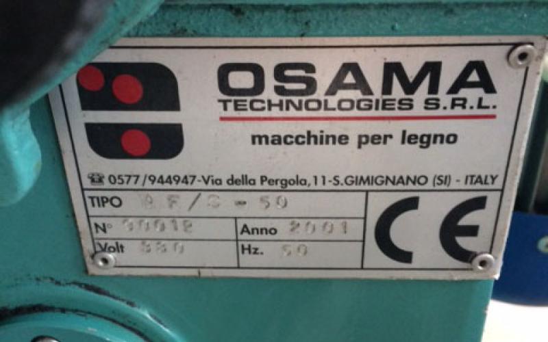 : OSAMA_ML19/29_z) Venduto (ARCHIVIO)