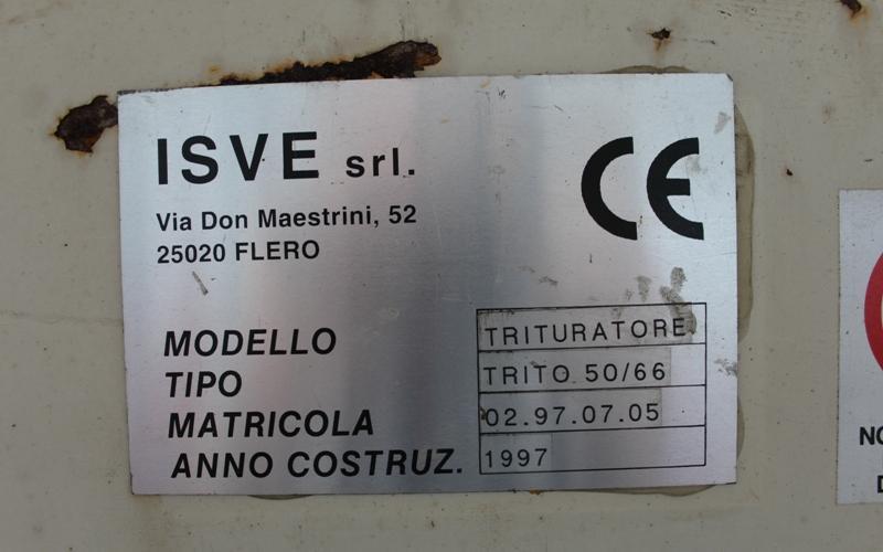 : ISVE_UM01/20_Macinatori / Cippatori